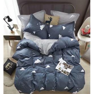 Купить постельное белье твил TPIG4-777 1/5 спальное Tango
