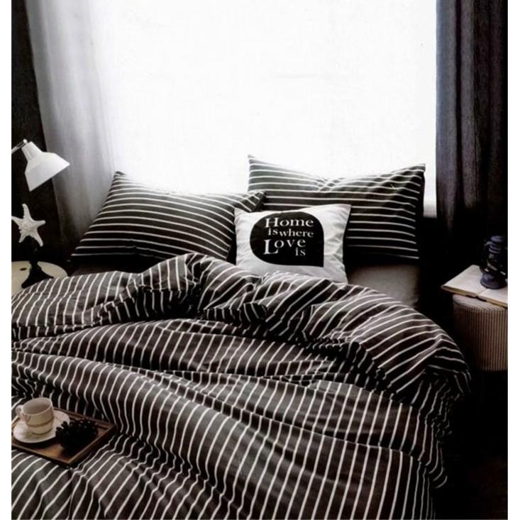 Купить постельное белье твил TPIG5-778 семейный дуэт Tango