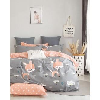 Купить постельное белье твил TPIG4-769 1/5 спальное Tango