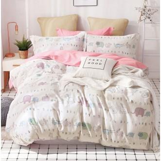 Купить постельное белье твил TPIG4-785 1/5 спальное Tango