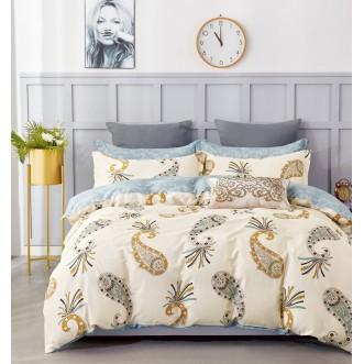 Купить постельное белье твил TPIG4-909 1/5 спальное Tango