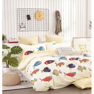 Купить постельное белье твил TPIG4-918 1/5 спальное Tango