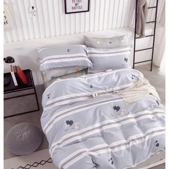 Купить постельное белье твил TPIG4-925 1/5 спальное Tango