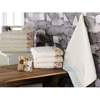 Набор махровых полотенец Estelle Karna