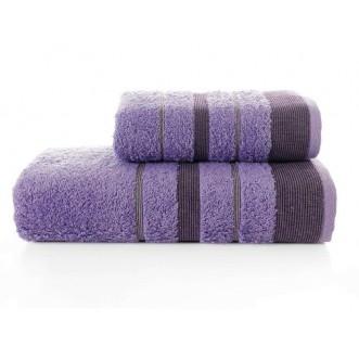 Набор махровых полотенец Regal сиреневый Karna