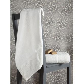Набор махровых полотенец Elinda кремовый Karna