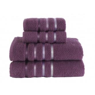 Набор махровых полотенец Bale светлая лаванда Karna фото