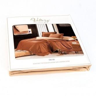Постельное белье 1,5-спальное сатин Вальтери OD-47 фото