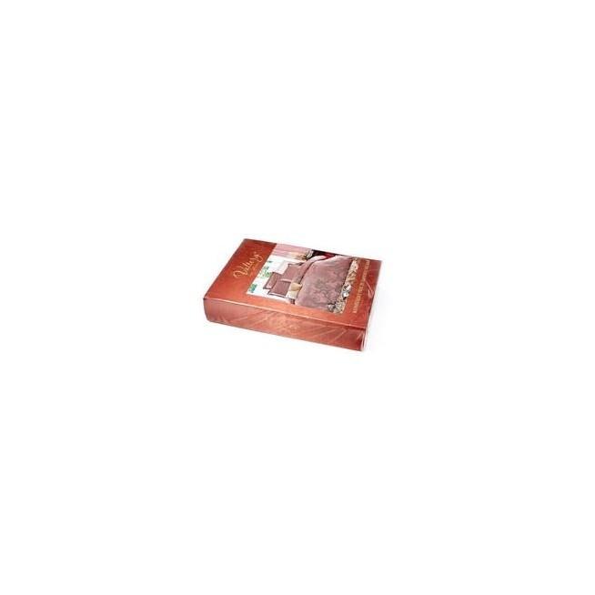 Постельное белье евро сатин жаккард Вальтери JC-121 фото
