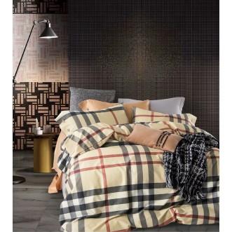 Купить постельное белье египетский хлопок TIS07-178 евро Tango