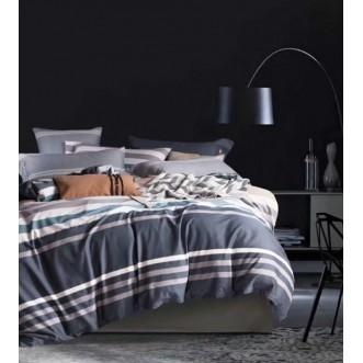 Купить постельное белье египетский хлопок TIS07-180 евро Tango