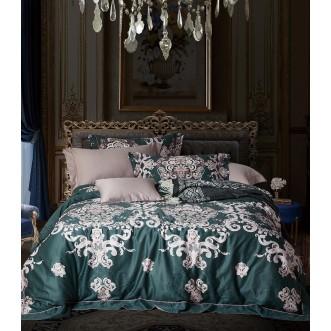 Купить постельное белье египетский хлопок TIS07-165 евро Tango