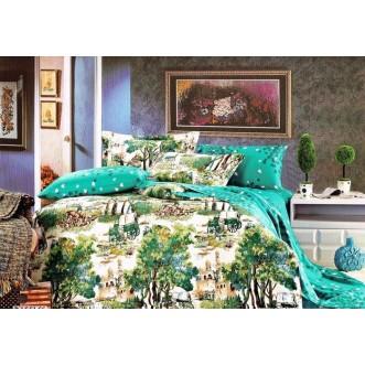 Купить постельное белье твил TPIG4-446 1/5 спальное Tango