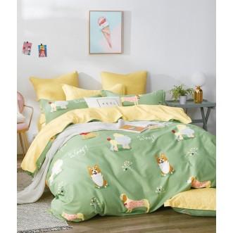Купить постельное белье твил TPIG4-455 1/5 спальное Tango