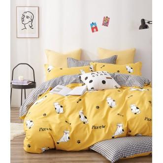 Купить постельное белье твил TPIG4-479 1/5 спальное Tango