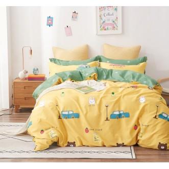 Купить постельное белье твил TPIG4-937 1/5 спальное Tango