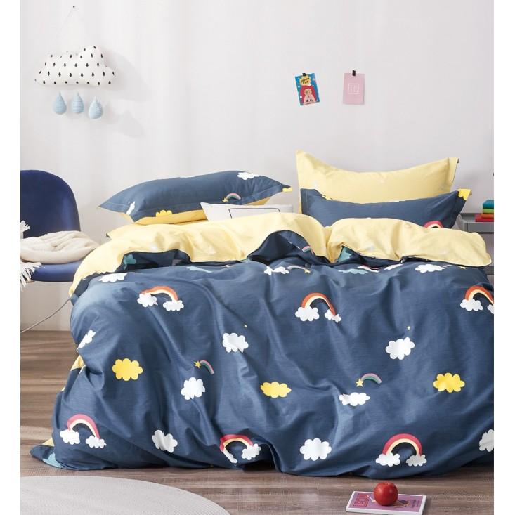 Купить постельное белье твил TPIG4-945 1/5 спальное Tango