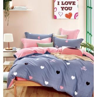 Купить постельное белье твил TPIG4-772 1/5 спальное Tango