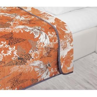 Гобеленовое покрывало Le Pastel Бабочки 200х220 Paters цены