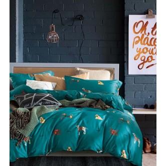 Купить постельное белье египетский хлопок TIS04-186 1.5 спальное Tango