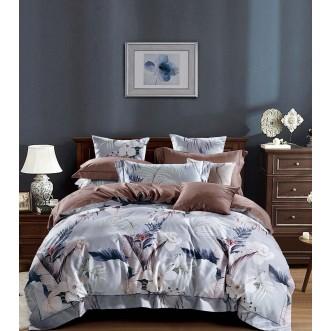 Купить постельное белье египетский хлопок TIS04-168 1.5 спальное Tango