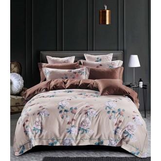 Купить постельное белье египетский хлопок TIS04-177 1.5 спальное Tango