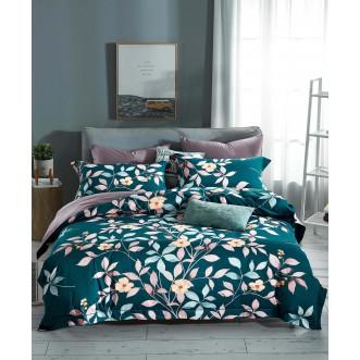 Купить постельное белье египетский хлопок TIS04-160 1.5 спальное Tango