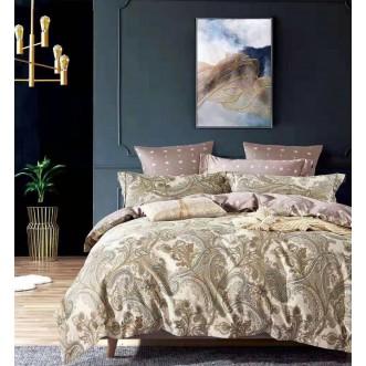 Купить постельное белье египетский хлопок TIS04-140 1.5 спальное Tango