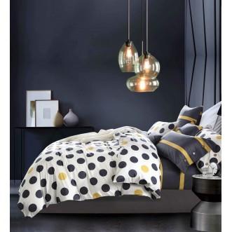 Купить постельное белье египетский хлопок TIS04-179 1.5 спальное Tango