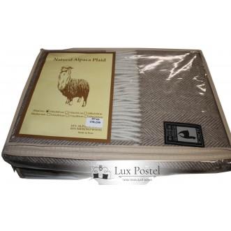Шерстяной плед альпака меринос PP-11 Incalpaca упаковка