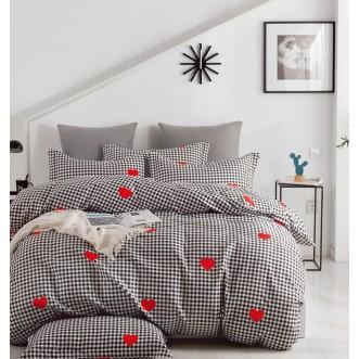 Купить постельное белье твил TPIG6-1066 евро Tango