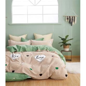 Купить постельное белье твил TPIG6-1081 евро Tango
