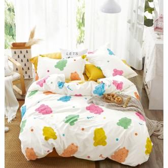 Купить постельное белье твил TPIG4-1063 1/5 спальное Tango