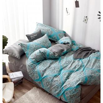 Купить постельное белье твил TPIG4-1044 1/5 спальное Tango