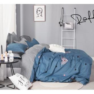 Купить постельное белье твил TPIG2-1017 2 спальное Tango