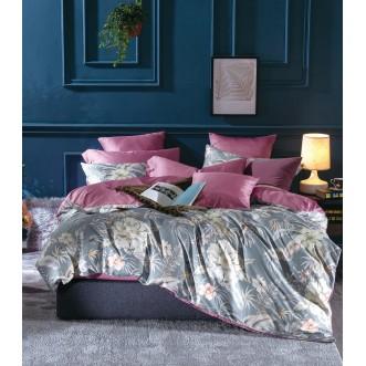 Купить постельное белье египетский хлопок TIS04-166 1.5 спальное Tango