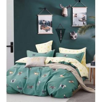 Купить постельное белье твил TPIG4-1082 1/5 спальное Tango