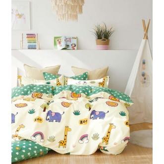 Купить постельное белье твил TPIG4-1083 1/5 спальное Tango