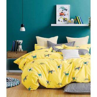 Купить постельное белье твил TPIG4-1084 1/5 спальное Tango