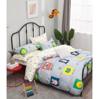 Купить постельное белье твил TPIG4-1088 1/5 спальное Tango