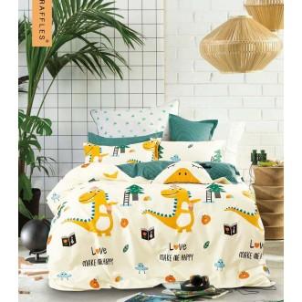 Купить постельное белье твил TPIG4-1089 1/5 спальное Tango