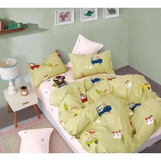 Купить постельное белье твил TPIG4-1069 1/5 спальное Tango