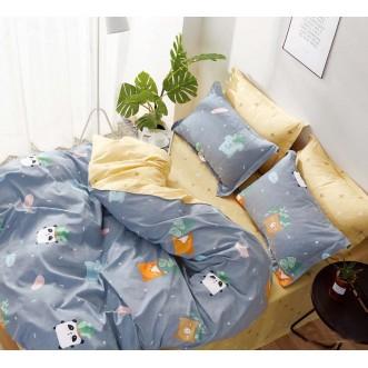 Купить постельное белье твил TPIG4-1070 1/5 спальное Tango
