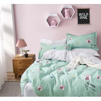 Купить постельное белье твил TPIG4-1071 1/5 спальное Tango