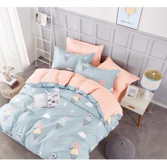Купить постельное белье твил TPIG4-1072 1/5 спальное Tango