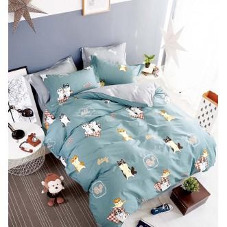 Купить постельное белье твил TPIG4-1077 1/5 спальное Tango