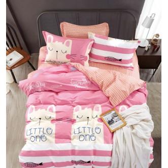 Купить постельное белье твил TPIG4-1056 1/5 спальное Tango