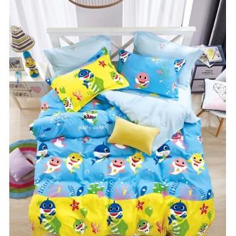 Купить постельное белье твил TPIG4-1058 1/5 спальное Tango