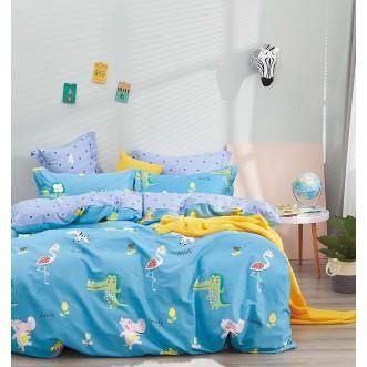 Купить постельное белье твил TPIG4-1062 1/5 спальное Tango