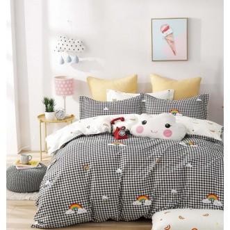 Купить постельное белье твил TPIG4-1064 1/5 спальное Tango